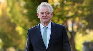 Businessman Peter Casey. Photo: Brian Lawless/PA