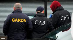 CAB follow the assets to crack down on money laundering. Photo: Gareth Chaney / Collins