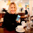 Hannah Wrixon, founder of Get The Shifts says the firm puts staff 'in the driving seat'. Photo: David Conachy