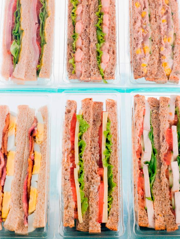 Greencore is the world's largest sandwich maker