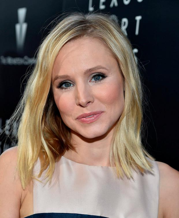 DOES MUM KNOW BEST? Kristen Bell and Keira Knightley disapprove of problematic messaging from fairy tale classics. Photo: Alberto E. Rodriguez/Getty Images
