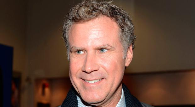 Will Ferrell in Dublin