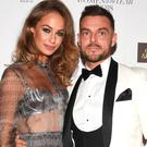 Thalia Heffernan and Ryan McShane at the Irish Tatler Women of The Year Awards 2018