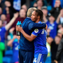 BIG WIN: Neil Warnock and Bobby Reid. Photo: Reuters