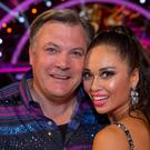 Ed Balls: I was too old for the Strictly curse (Guy Levy/BBC)