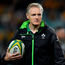 Ireland will play four games this November as Joe Schmidt continues preparations towards the 2019 World Cup. Photo by Brendan Moran/Sportsfile