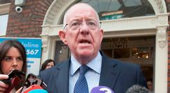 Minister for Justice and Equality Charlie Flanagan. Photo: Gareth Chaney, Collins