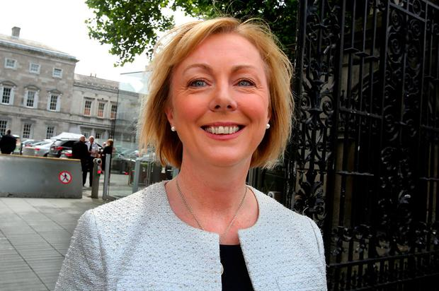 Proposals: Minister Regina Doherty is running a public consultation on a new auto-enrolment pension scheme. Photo: Tom Burke