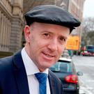 Dáil reply: Independent TD Michael Healy-Rae. Photo: Tom Burke