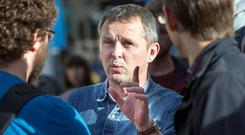 Blame: TD Richard Boyd Barrett hit out at the 'scandal' in an RTÉ radio interview. Photo: Tony Gavin