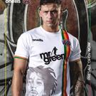 Bohs' new away jersey Pic: @bfcdublin