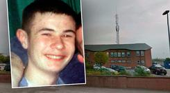 Aengus 'Gussie' Shanahan (20) from Ashbrook, Ennis Road, Limerick was reported missing by his family in February 2000