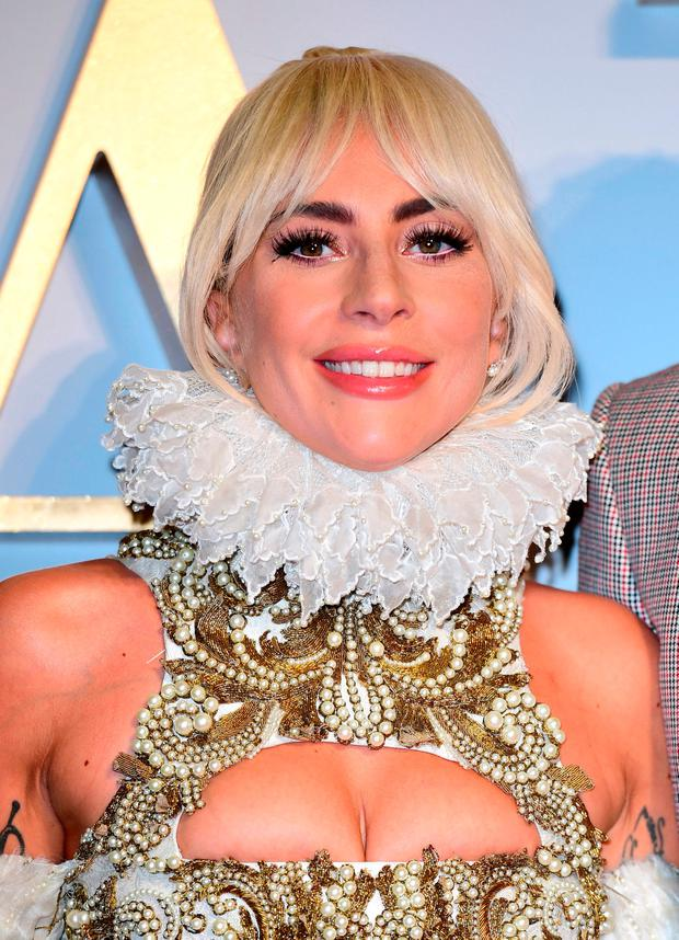 'Ignorant': Singer Lady Gaga. Photo credit: Ian West/PA Wire