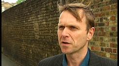 Report: Tom Porteous of Human Rights Watch said denials rang hollow. Photo: ITN