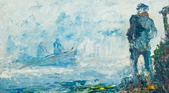'Misty Morning' by Jack B Yeats is going under the hammer