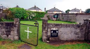 It is understood that the infants were buried between the years of 1925 and 1961 – the 36 years that the St Mary's home, run by Bon Secours nuns, existed. Photo: Getty Images