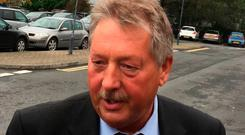 DUP MP Sammy Wilson. Photo: PA Wire