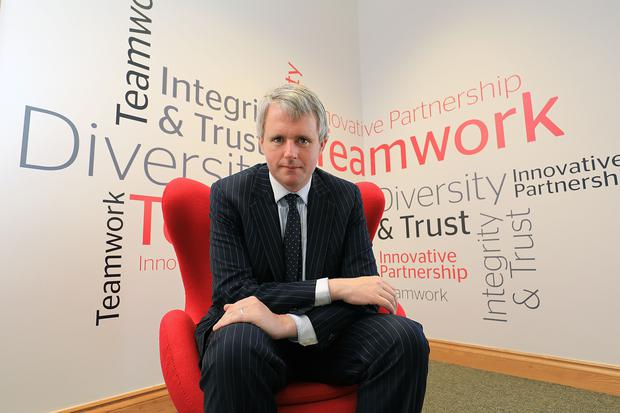 Denis McCarthy, CEO of Fexco