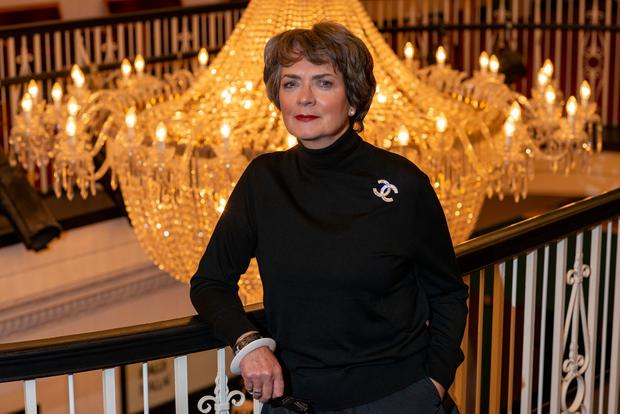 Tuesday 23 October 2018. Photo: Douglas O'Connor. Maura McGrath, Chair of National Concert Hall, Earlsfort Terrace, Dublin.