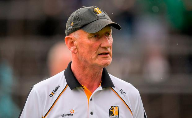 Brian Cody: Worried for the future. Photo: Ray McManus/Sportsfile
