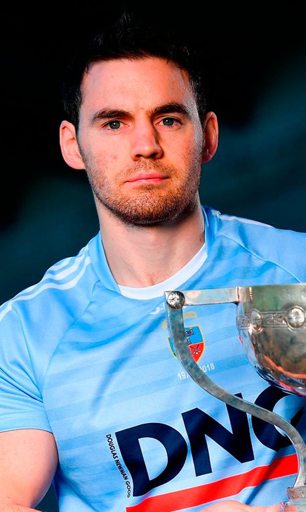 Chris Guckian has been in and around Dublin set-ups for a few seasons now, but never made the breakthrough at championship. Photo: Piaras Ó Mídheach/Sportsfile