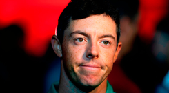 Rory McIlroy: One win in two seasons. Photo: Getty Images
