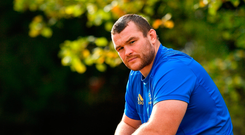 Leinster's Jack McGrath