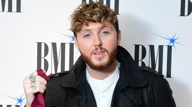 James Arthur on hopes for success in Brazil after surprise soap opera cameo (Ian West/PA)