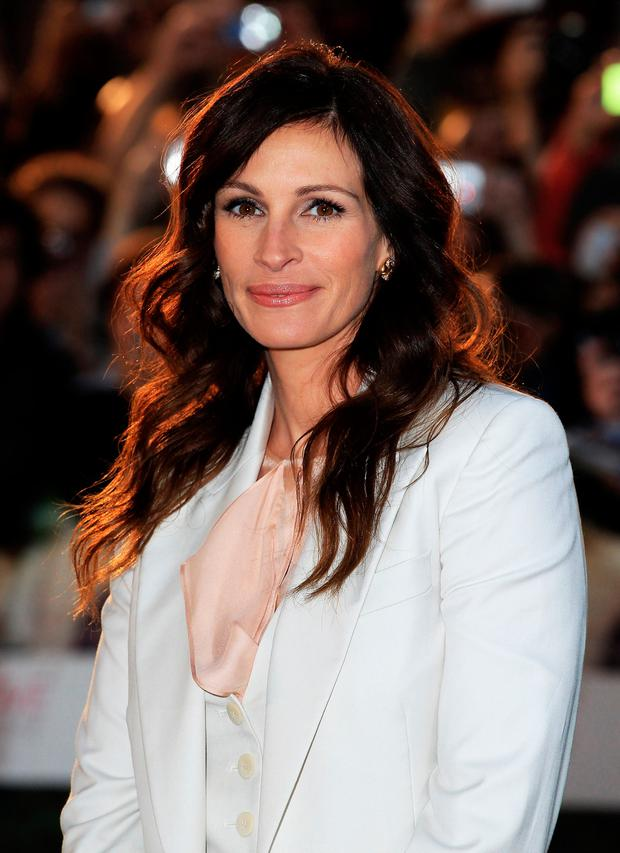 Actress Julia Roberts attends the