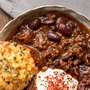 Chocolate beef chilli