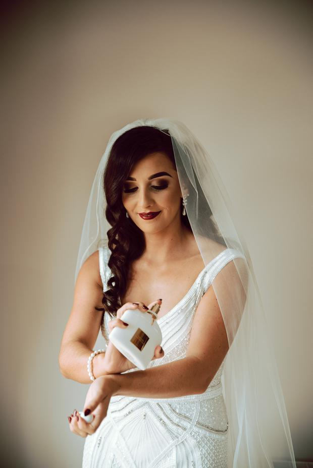 63fb54ca2ac16 THEVOW.ie's best of 2018: The most stylish Irish brides of the year ...
