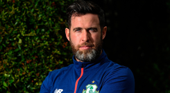 Time to deliver: Stephen Bradley will be disappointed that Shamrock Rovers were so far off the pace in title race. Photo: Harry Murphy/Sportsfile