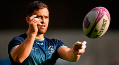 Monivea's Caolin Blade captained Connacht last weekend. Photo by Harry Murphy/Sportsfile