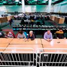 This year, the elections will be held on he same day as the 2019 European Parliament election and a referendum easing restrictions on divorce. Niall Carson/PA Wire