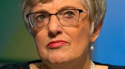 Katherine Zappone wrote to the Pope. Picture: Collins