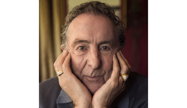 Comedian Eric Idle launches his 'sortabiography'