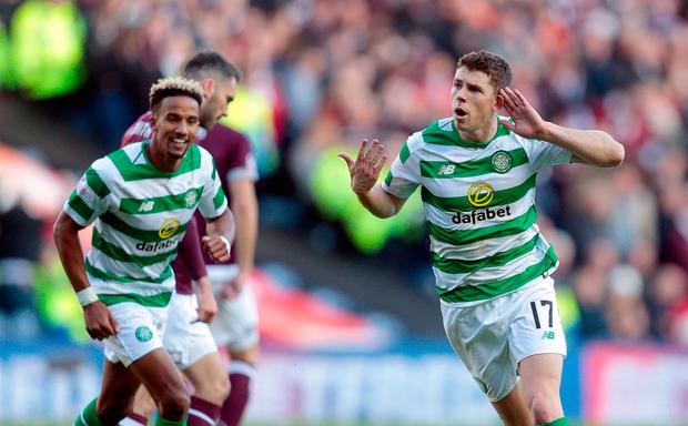 Celtic's Europa League hopes hit by RB Leipzig defeat