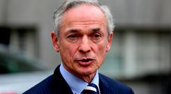 Communications Minister Richard Bruton. Photo: Tom Burke
