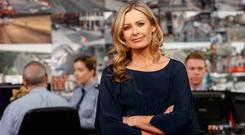 Sharon Ni Bheolain hosts Crimecall on RTE