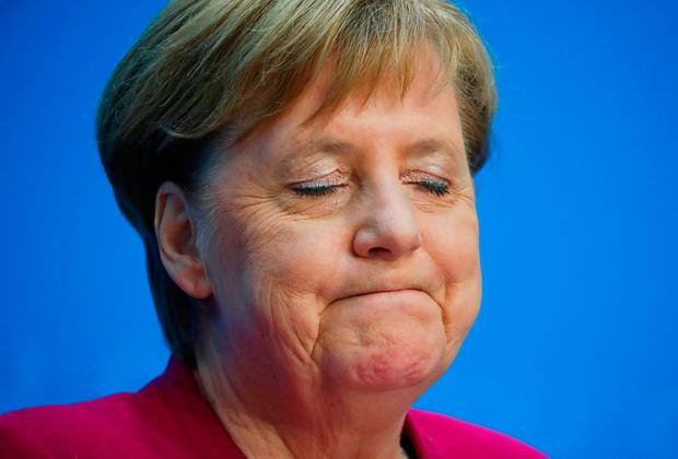 German Chancellor Angela Merkel. Photo: REUTERS/Hannibal Hanschke