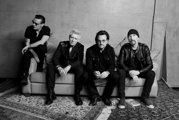 U2: Exclusive interview as Brendan O'Connor enters the belly of the