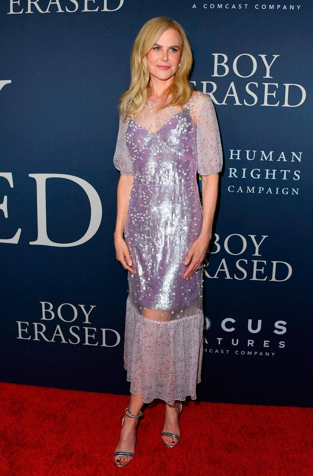 Nicole Kidman attends the premiere of Focus Features'