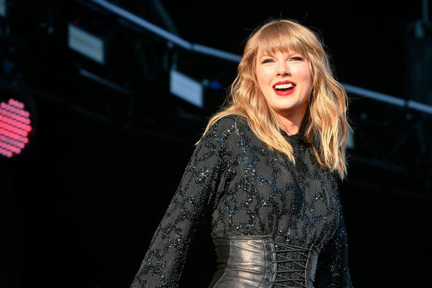 File photo dated 27/05/18 of Taylor Swift, who has implored fans to vote in a new Instagram post after casting her ballot early Photo: Ben Birchall/PA Wire