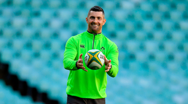 Rob Kearney a doubt for Argentina clash as focus switches