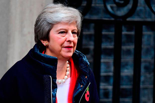 Under threat: UK Prime Minister Theresa May faces DUP resistance. Photo: Victoria Jones/PA Wire