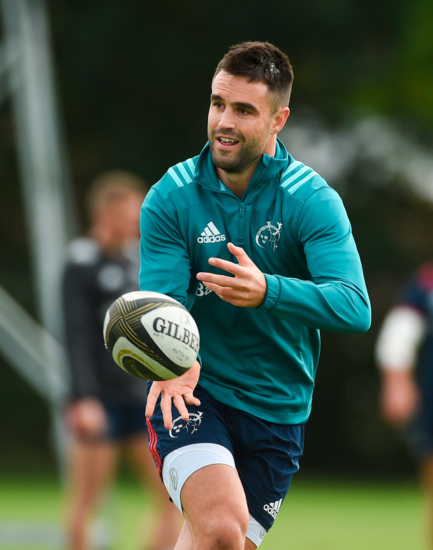 Ireland scrum half Conor Murray