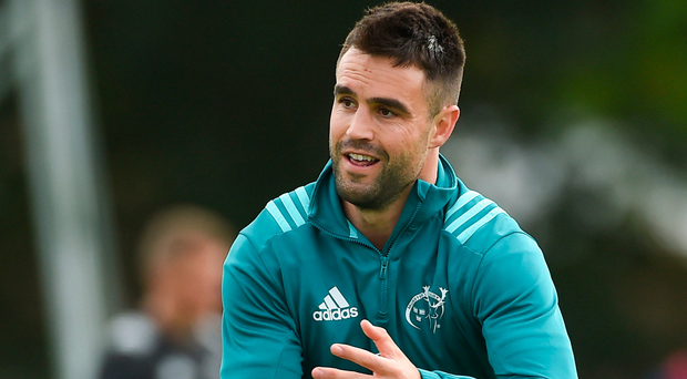 'It's pretty special' - Conor Murray scoops World Player of the Year award in France