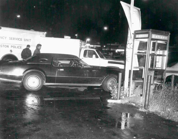 Bulger gunned down bar owner Eddie Connors at a phonebooth in Boston in 1975. Photo: U.S. Attorney's Office of Massachusetts/Handout/File Photo via REUTERS