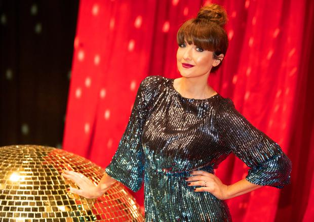 NO REPRO FEE 30/10/18 Jennifer Zamparelli is the new co-host on Dancing with the Stars. The third season of Dancing with the Stars begins on RTÉ One in January. Picture: Kinlan Photography.