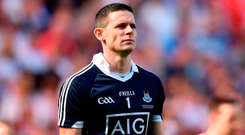 Stephen Cluxton. Photo by Seb Daly/Sportsfile